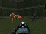 MetaDoom Chaingun Nightmare Imp