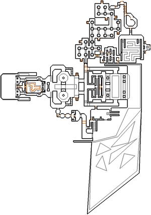 Return to Phobos E1M5 map