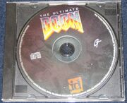 Ultimate doom cd