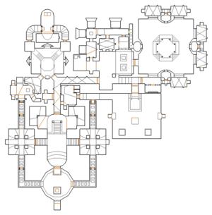 MasterLevels Minos' Judgement map
