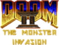 Doom II - The Monster Invasion logo.png