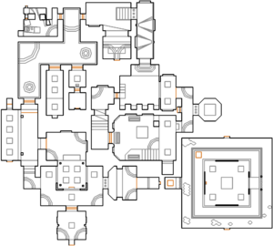 Cchest2 MAP10 map