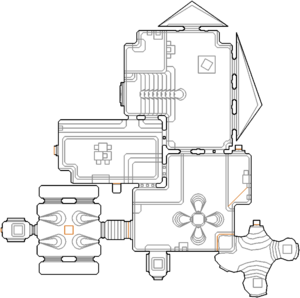 Cchest2 MAP01 map
