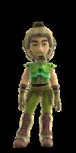 Doom II Armour