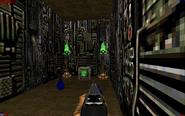 Lost episodes of doom e1m1 secret map
