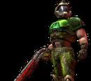 Doom's protagonists