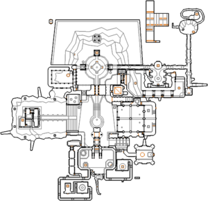 Cchest MAP13 map