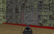 E2M1 red door
