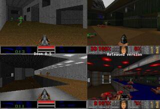 Doom 0.5 comparison