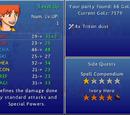 Характеристики в Doom & Destiny Advanced