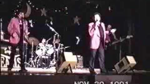 Larry Chance & the EARLS Doo Wop Life is but a Dream - Looking for my Baby - Acappella