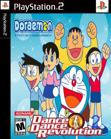 File:Dance Dance Revolution Doraemon 2.JPG
