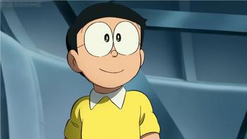 Nobita Nobi   Doraemon Wiki   FANDOM powered by Wikia