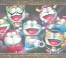 Los Doraemons