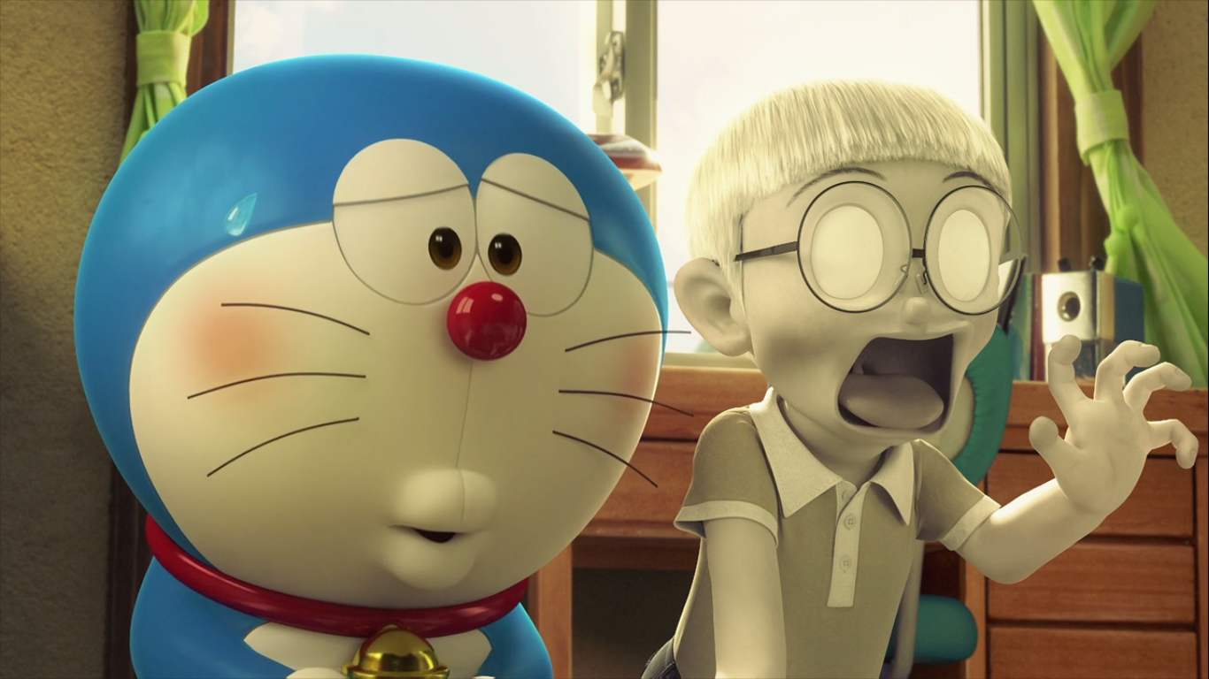 Stand By Me Doraemon Inducedfo