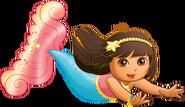 Dora-mermaid