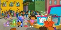 Dora, La Músico