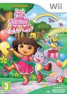 Dora's Big Birthday Adventure Wii Game
