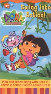 Dora-explorer-swing-into-action-vhs-cover-art