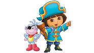 Dora Pirate