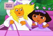 Dora and Petunia
