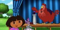 The Big Red Chicken's Magic Show