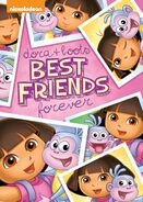 Dora the Explorer Dora & Boots Best Friends Forever DVD