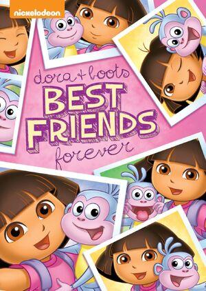 Dora the Explorer Dora & Boots Best Friends Forever DVD