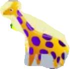 Giraffe beaches
