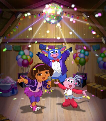 File:Nickelodeon-Preschool-Nick-Jr-Junior-Dora-The-Explorer-Rocks-Benny-Boots-Primetime-Special-Press-Image-Picture-Microphone-Sing-Along-Party-Barn.jpg