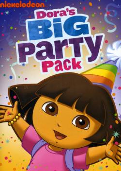 Dora-The-Explorer-Doras-Big-Party-Pack-DVD
