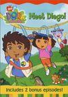 Dora the Explorer Meet Diego! DVD