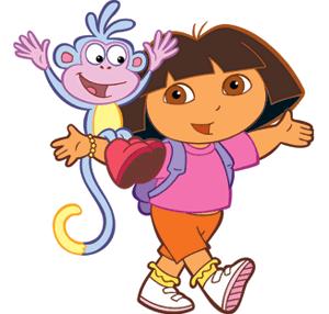 File:Dora+the+explorer+clipart.png