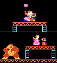 Mario-donkey-kong