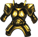 Chest gold f
