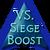 Boost siege