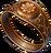 Ring golden garden