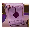 Citadel scroll alchemist