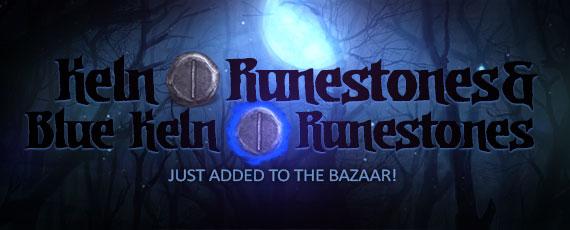 Scroller keln runestones