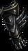 Gloves dark drake
