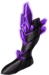 Crystal infusion boots
