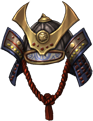 Helm wandering warrior