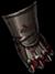 Gloves iron caps