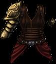 Chest gladiator f