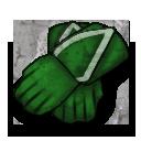 Gloves green
