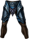 Pants blue knight