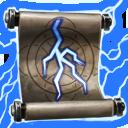 Lesser lightning scroll