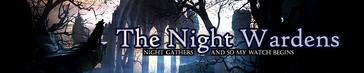 Night wardens banner