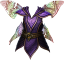 Chest fairy princes wings