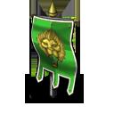 Kessov banner green